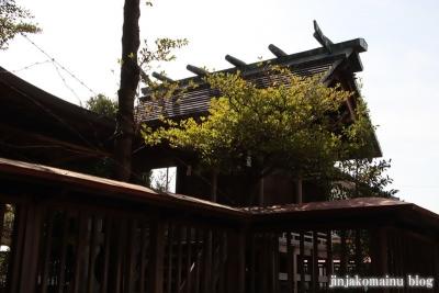 八坂神社  入間市仏子9