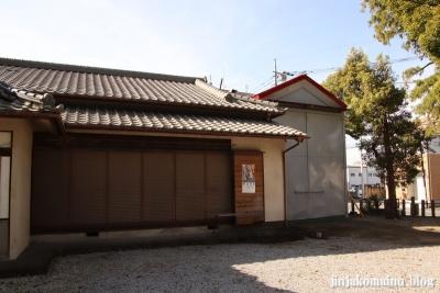 八坂神社  入間市仏子11
