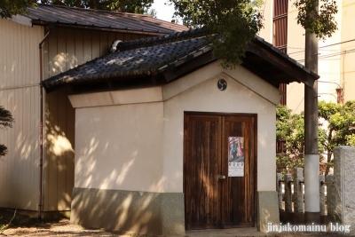 八坂神社  入間市仏子12