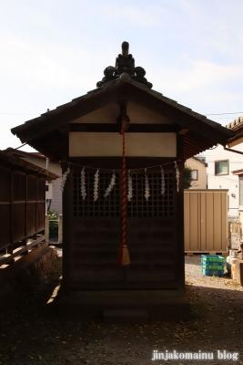 八坂神社  入間市仏子10