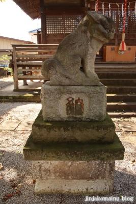 八坂神社  入間市仏子17