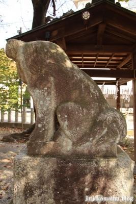 八坂神社  入間市仏子19