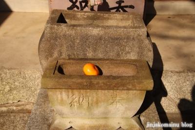 庚申神社  入間市仏子8