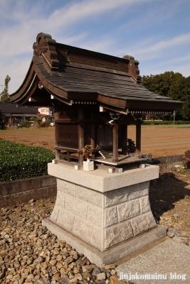 笹井稲荷神社  狭山市大字笹井5