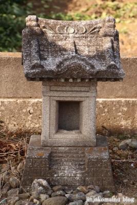 笹井稲荷神社  狭山市大字笹井6