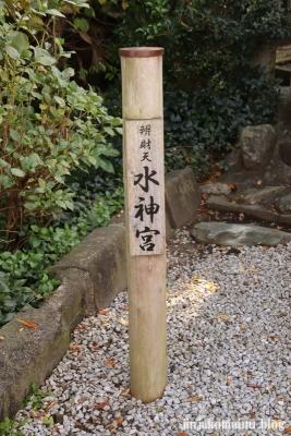 御嶽神社  狭山市笹井7