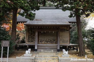 七ツ木神社 藤沢市高倉4