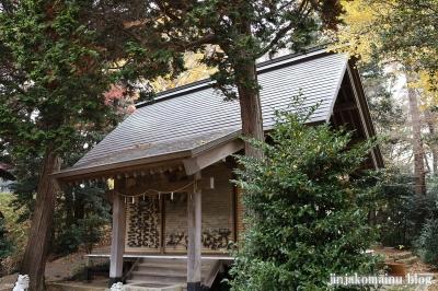 七ツ木神社 藤沢市高倉5