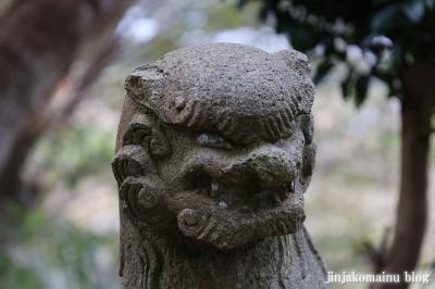 七ツ木神社 藤沢市高倉21