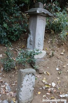 七ツ木神社 藤沢市高倉23