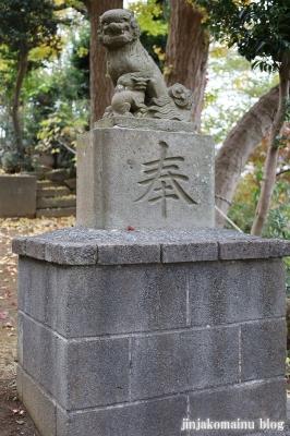 七ツ木神社 藤沢市高倉13