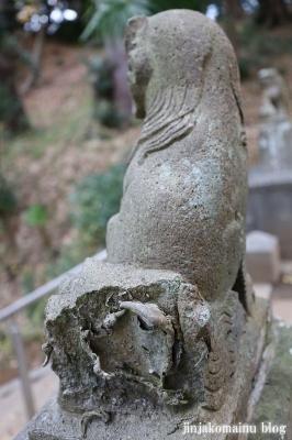七ツ木神社 藤沢市高倉16