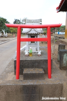 若宮神社 藤沢市菖蒲沢5