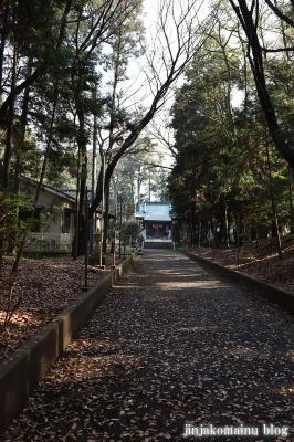 寒川社 藤沢市用田3