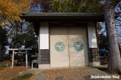 獺郷子聖神社 藤沢市獺郷14