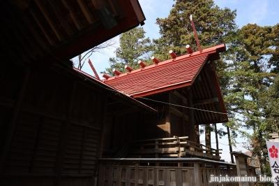 宇都母知神社 藤沢市打戻9
