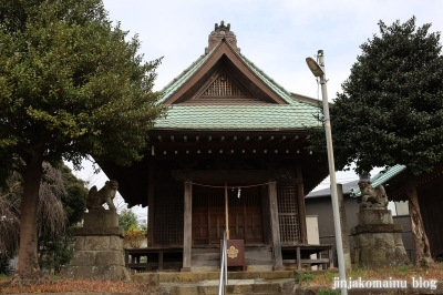 諏訪神社 藤沢市石川4
