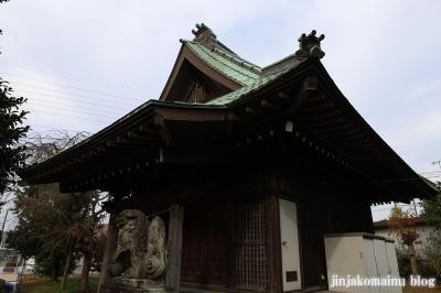 諏訪神社 藤沢市石川6