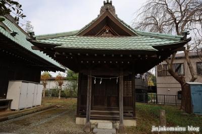 諏訪神社 藤沢市石川7