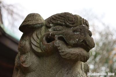諏訪神社 藤沢市石川16