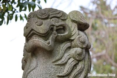 諏訪神社 藤沢市石川17