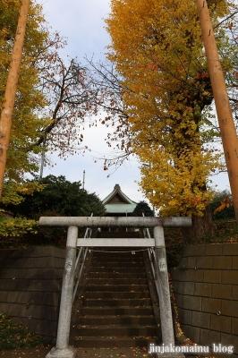 諏訪神社 藤沢市石川1
