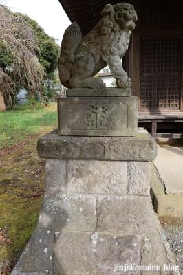 諏訪神社 藤沢市石川12