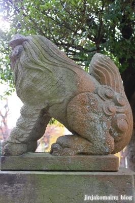 諏訪神社 藤沢市石川14