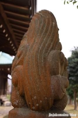 諏訪神社 藤沢市石川15