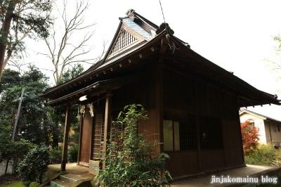 上俣野神社 横浜市戸塚区俣野町5