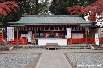 春日神社 横浜市戸塚区俣野町9