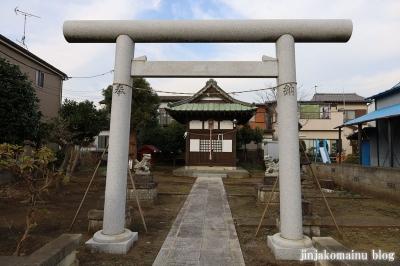 神明社 横浜市戸塚区俣野町2