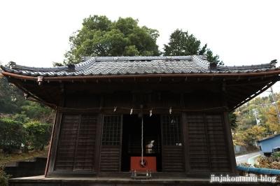 神明社 藤沢市西俣野6