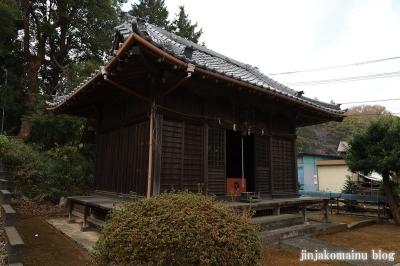神明社 藤沢市西俣野7