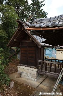 神明社 藤沢市西俣野8