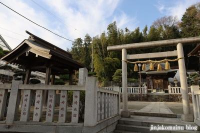 立石神社 藤沢市立石2