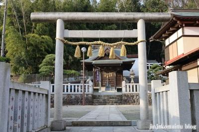 立石神社 藤沢市立石3