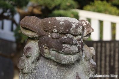立石神社 藤沢市立石19