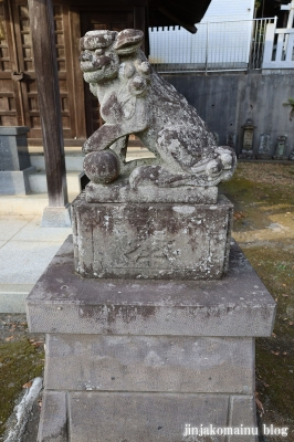 立石神社 藤沢市立石11