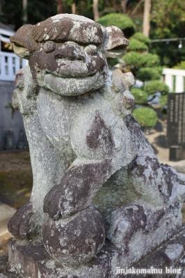立石神社 藤沢市立石12