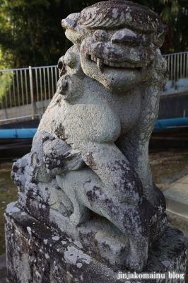 立石神社 藤沢市立石16