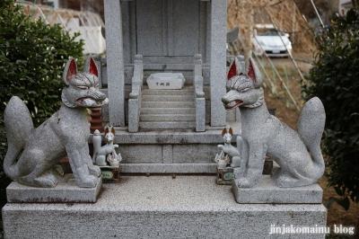 稲荷神社  清瀬市下清戸5