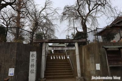 門前氷川神社  東久留米市氷川台1
