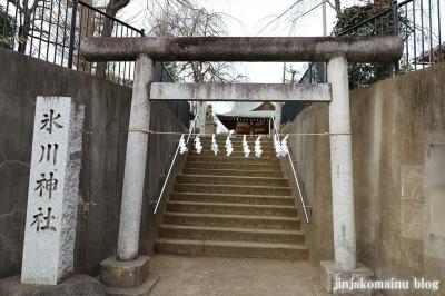 門前氷川神社  東久留米市氷川台3