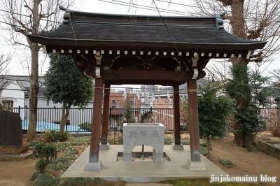 門前氷川神社  東久留米市氷川台4