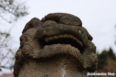 門前氷川神社  東久留米市氷川台18