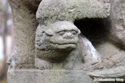 門前氷川神社  東久留米市氷川台19