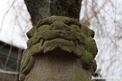門前氷川神社  東久留米市氷川台20