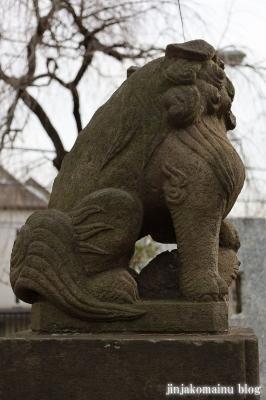 門前氷川神社  東久留米市氷川台12