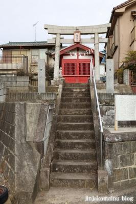 稲荷神社 東久留米市本町1